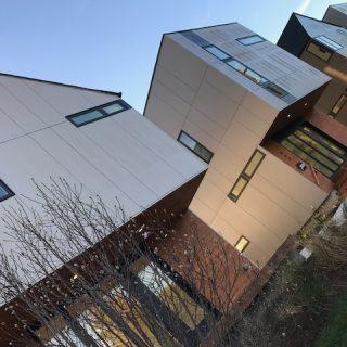 Modern Homes, Solar Ready, Downtown Durham