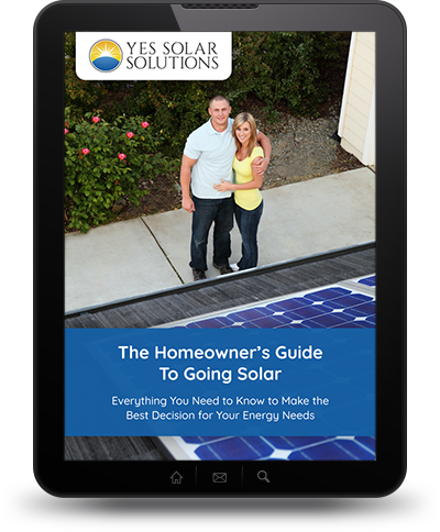 Yes Solar e-book